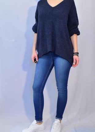 2771\60 синий свитер h&m m2 фото