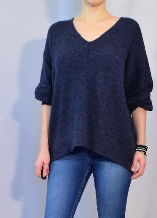 2771\60 синий свитер h&m m3 фото