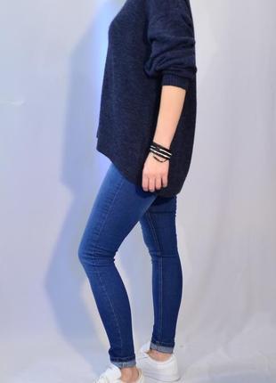 2771\60 синий свитер h&m m4 фото