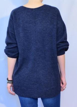 2771\60 синий свитер h&m m5 фото