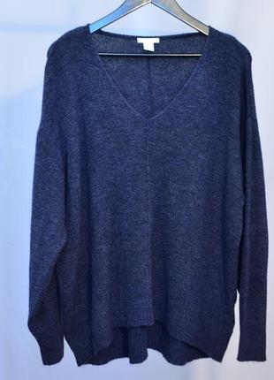 2771\60 синий свитер h&m m6 фото