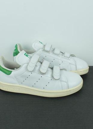 Оригинальные кроссовки adidas stan smith vintage кожа