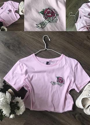 Ніжно рожевий топ