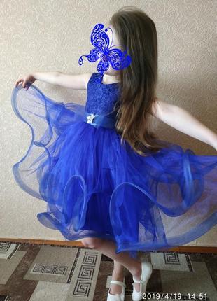 Умопомрачительное выпускное платье