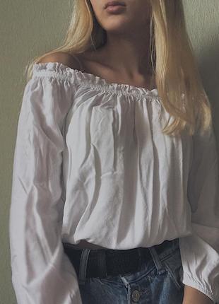 Блузка рубашка топ