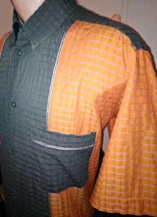 Рубашка с коротким рукавом от carlo colucci
