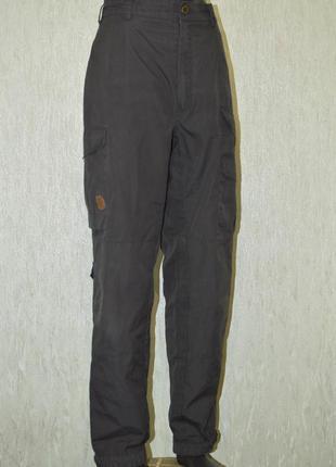 Трекинговые штаны fjallraven ladies 02059 outdoor