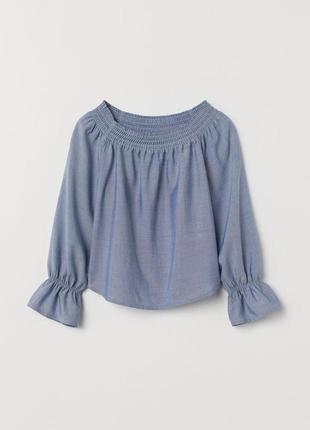 Блуза 8-9 лет (134 см), 100 % вискоза