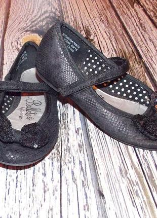 Гламурные фирменные туфли для девочки . рзмер 29