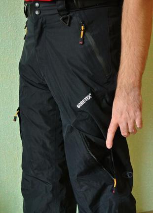 Штани на мембрані marker celsius (мембранные/прорезиненые треккинговые штаны)