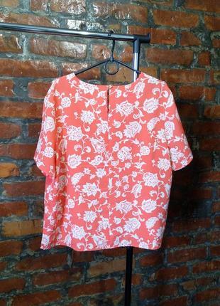 Блуза кофточка топ прямого кроя debenhams2 фото