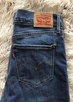 Светлые джинсы levi's , джинси, левайс, левис, левіс