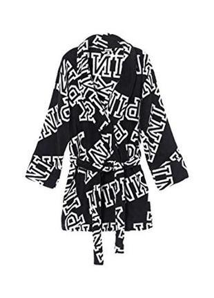 Махровый халат victoria's secret