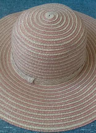 Соломенная шляпа accessorize
