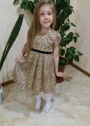 Платье oodji,рост 116
