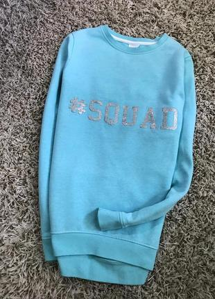 Очень стильний свитшот кофта свитер размер хс-с