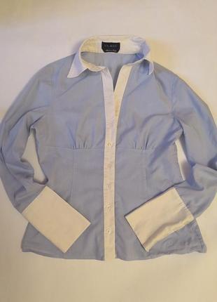 Великолепная рубашка class, размер 42