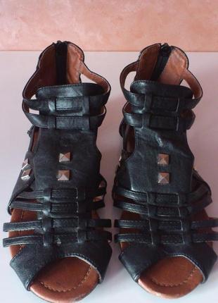 Босоножки сандалии miss indigo