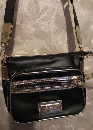 Versace сумка через плечо, клач, сумочка, кросбоди