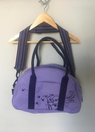 Сумка для коляски/путешествий с ребёнком( термо сумка для бутылочки +пеленка)