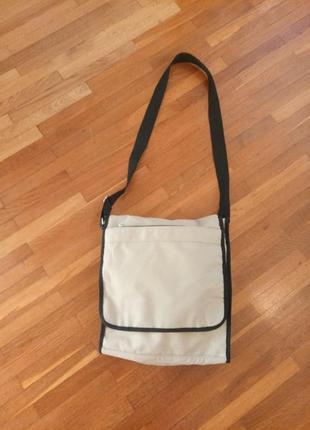 Чулова текстильна сумка на підкл.для документів, папок та гаджетів switcher