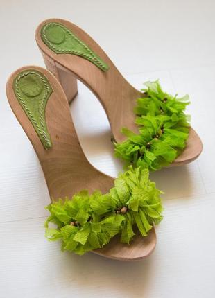 Босоножки-туфли fabi р. 38