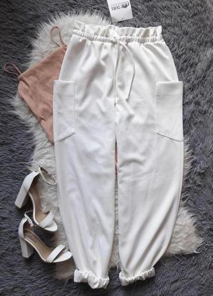 Крутые штаны, брюки с карманами