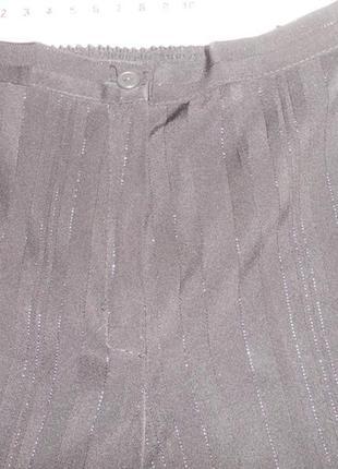 Костюм тройка школьный пиджак юбка брюки 10-12 лет4 фото