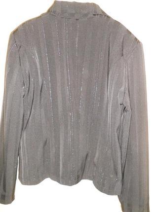Костюм тройка школьный пиджак юбка брюки 10-12 лет6 фото