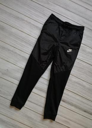 Оригинальные спортивные штаны nike tech fleece air max