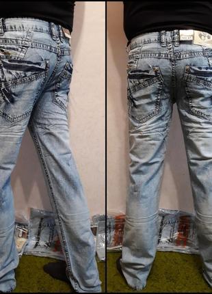 Весенне-летние джинсы р-ры 28,29,30,31,32,33
