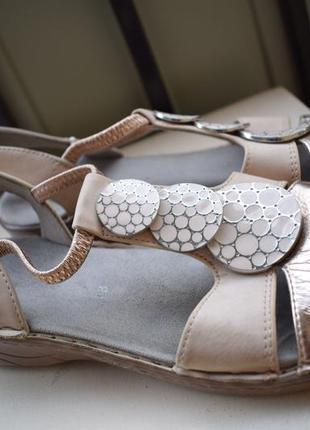 Босоножки сандали jenny by ara германия