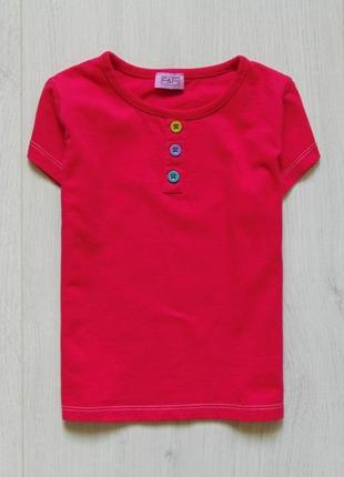 Яркая футболка для мальчика. f&f. размер 3-4 года