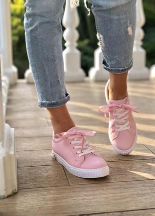 Розовые кроссовки/в наличии/наложка