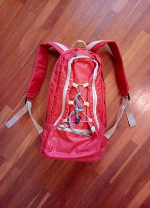 Суперовий теракотовий легенький рюкзак для міста
