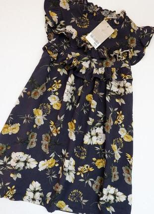 🌈нова сукня next на 5 р.110 см