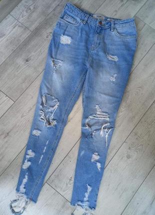 Крутые джинсы. мом