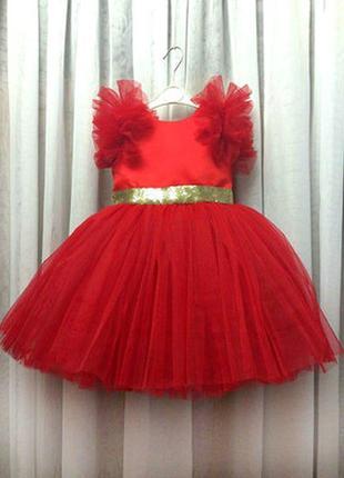 Выпускное платье на 6 лет