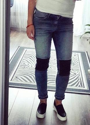 Очень крутые джинсы topshop