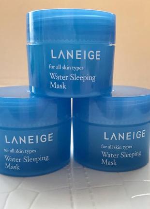 Маска laneige water sleeping mask