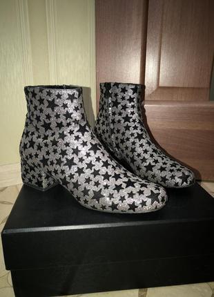 Ботинки saint laurent1 фото