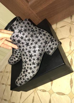 Ботинки saint laurent2 фото
