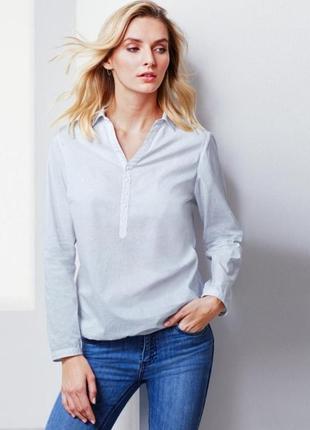 Блуза от бренда tcm tchibo. германия! оригинал!