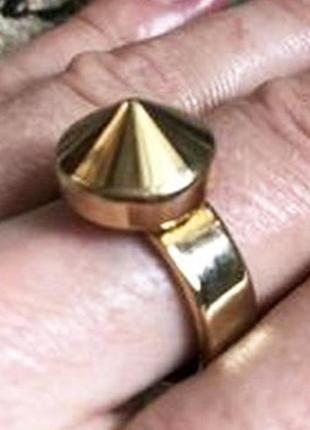 Оригинальное кольцо от бренда & other stories разм. one size