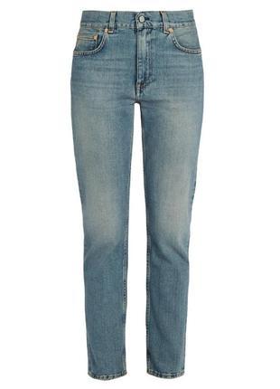 Acne studios boy dark vintage джинсы