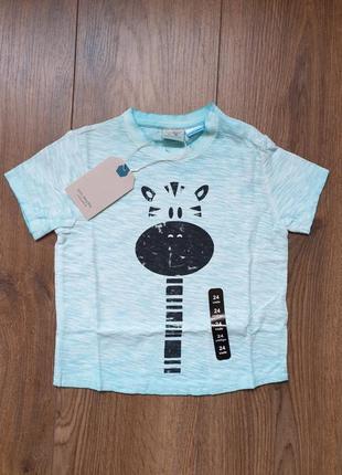 Zara футболка 92 р