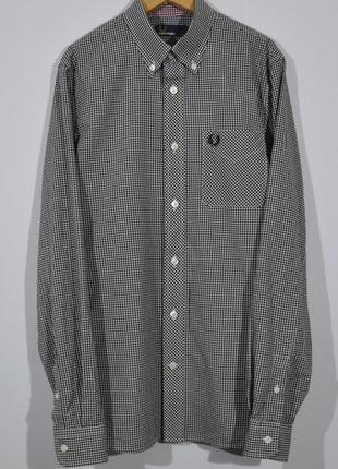 1b5dc1dd6ae Мужские рубашки Fred Perry 2019 - купить недорого мужские вещи в ...
