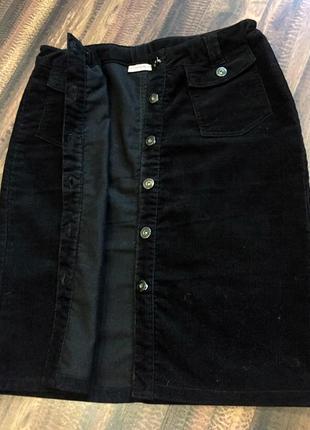 Продам вильветовую юбку трапецыю