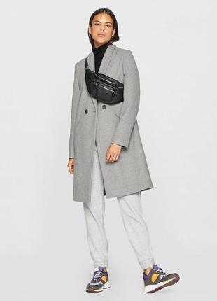 George легкое стильное пальто на кнопках прямого кроя
