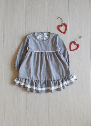 Платье nameit